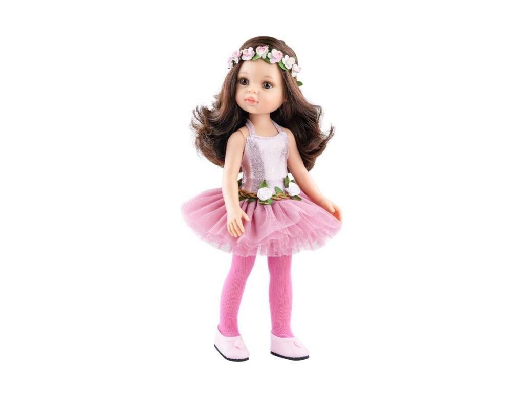 Bábika Paola Reina Carla - ružová baletka