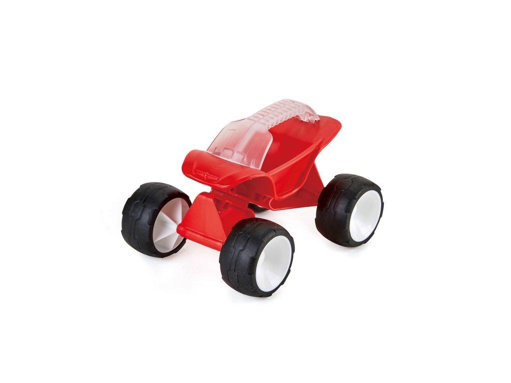 Buggy Auto na piesok - červené