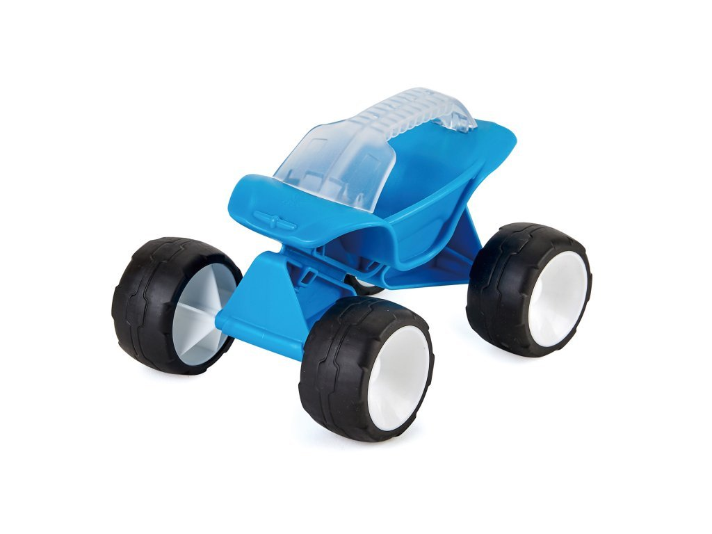 Buggy Auto na piesok - modré