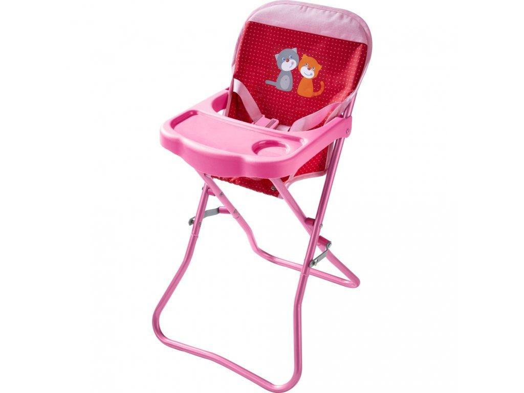 Haba Jedálenský stolička pre bábiky