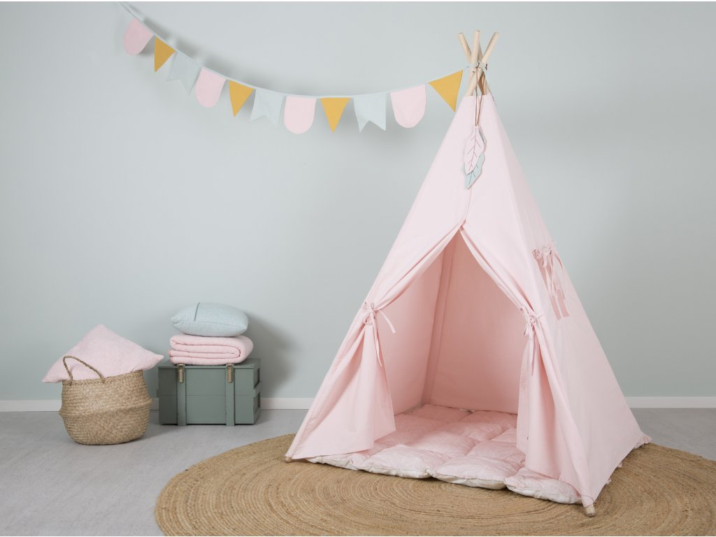 4510 Little Dutch tipi pink 1