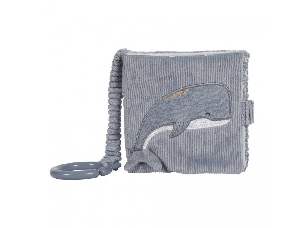0004636 little dutch stroller booklet soft ocean blue blue 0 1000