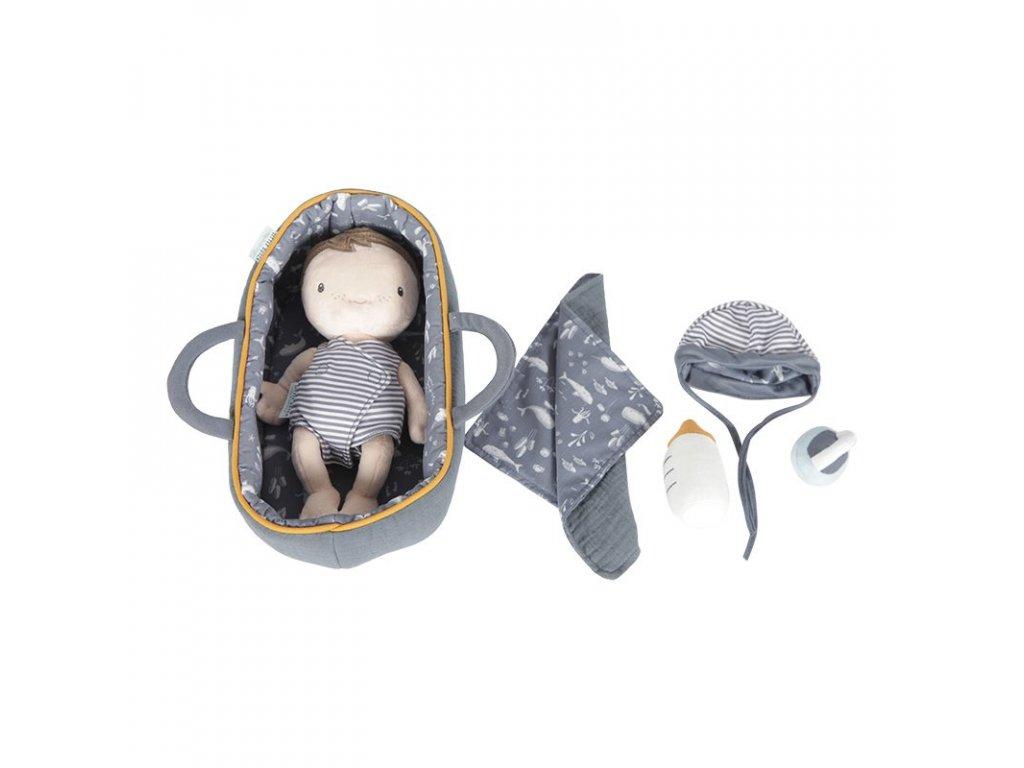 0009597 little dutch baby doll jim blue 0