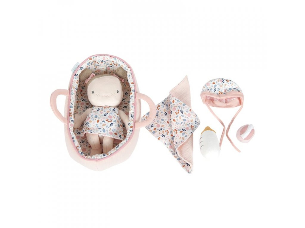 0009590 little dutch baby doll rosa pink 0