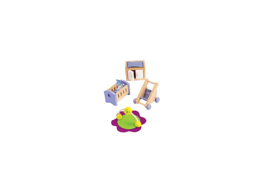 Hape Izbička pre bábätko