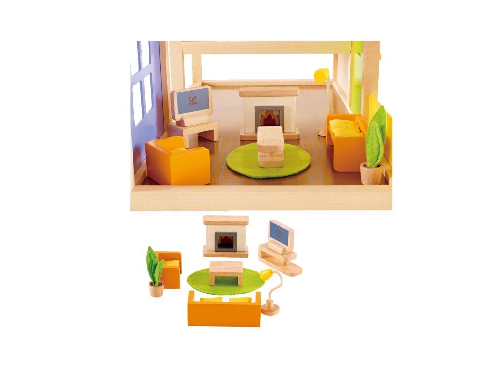 Hape Obývačka