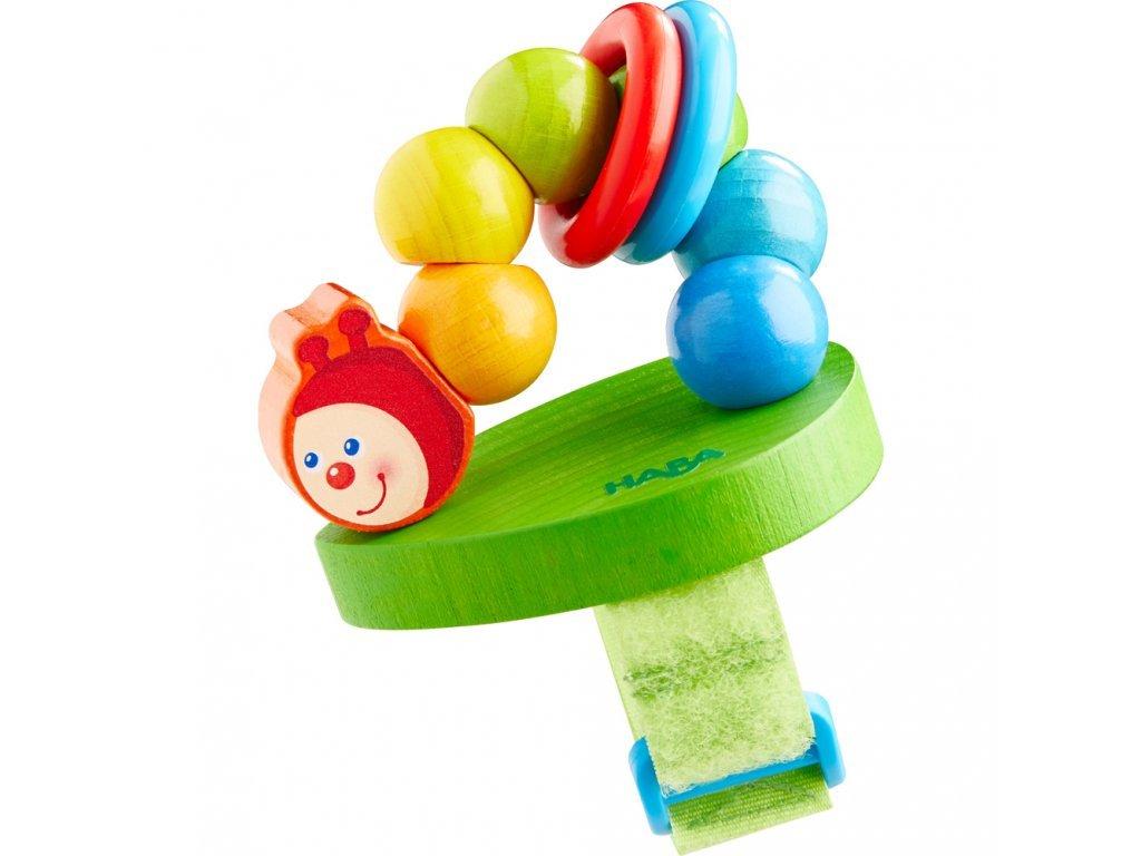 Haba Drevená hračka Húsenica