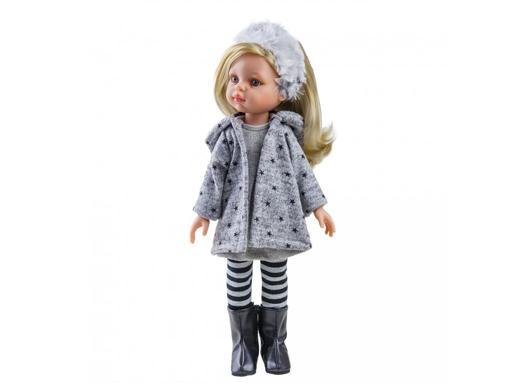 Paola Reina Realistická bábika Claudia
