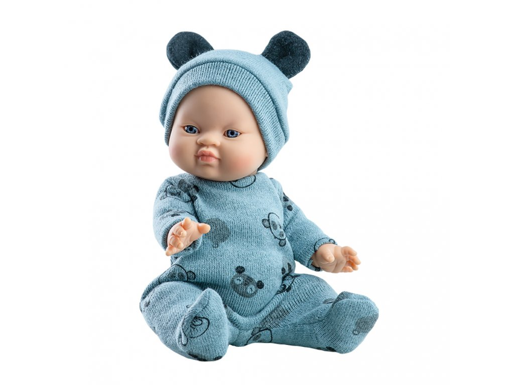 Paola Reina Realistická bábika John