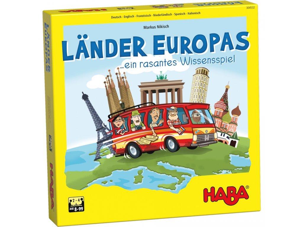 Haba Krajiny Európy