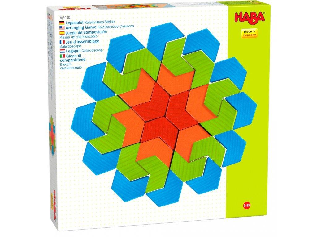 Haba Drevená aranžovací mozaika Kaleidoskop