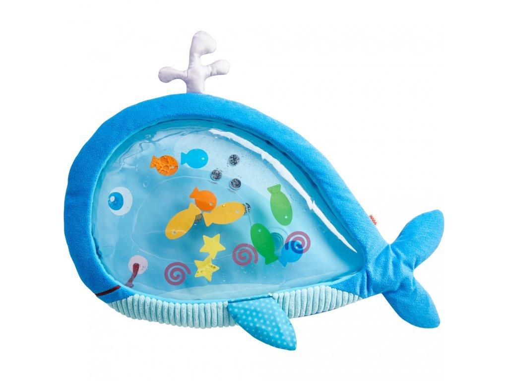 Haba Vodná hracia podložka VELRYBA