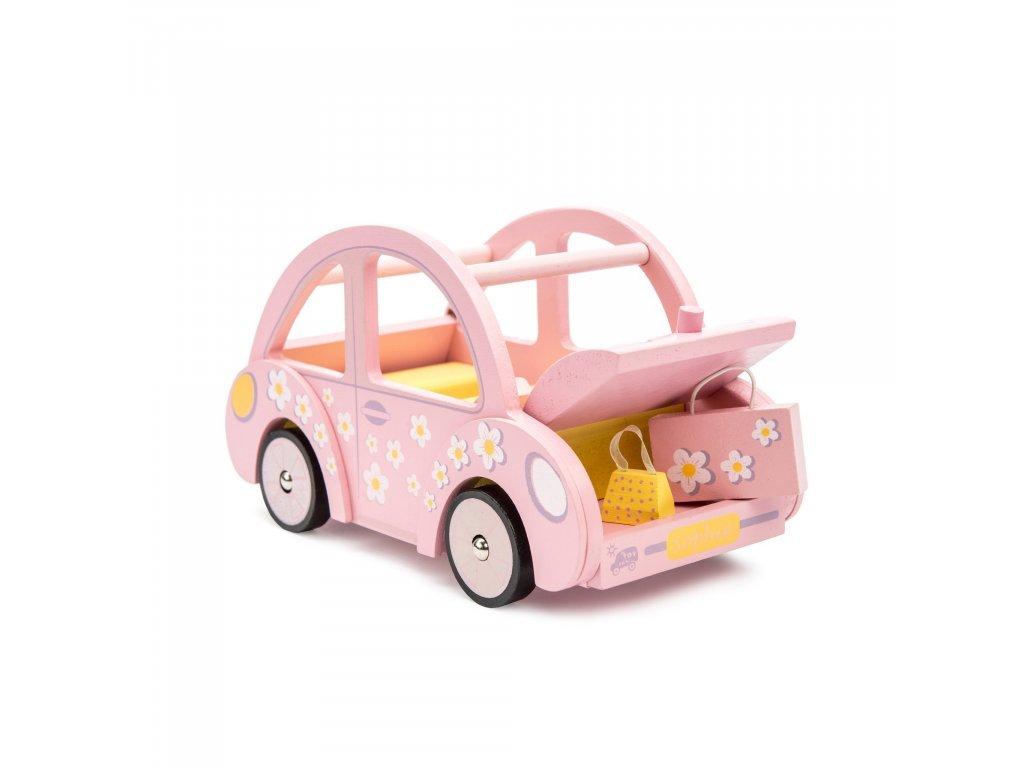 Le toy Van Autíčko do domčeka pre bábiky