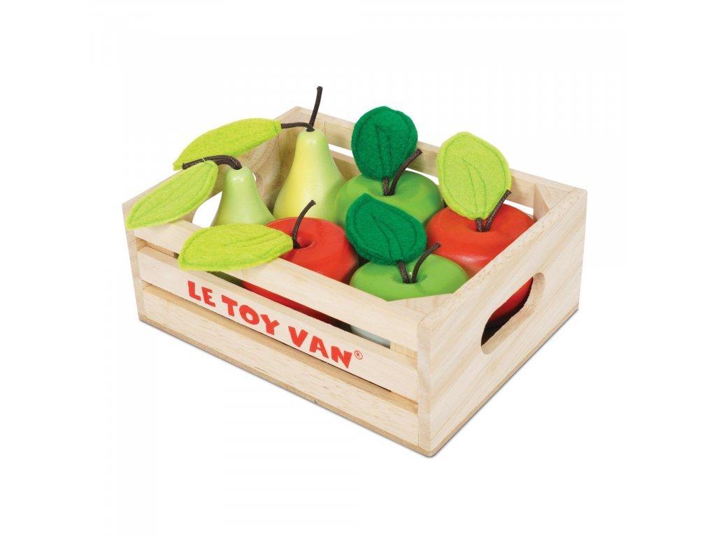 Le Toy Van Debnička s jablkami a hruškami