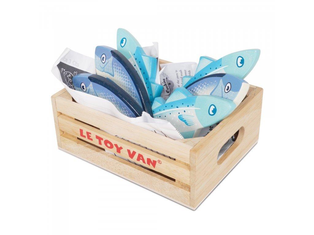 Le Toy Van Debnička s rybami
