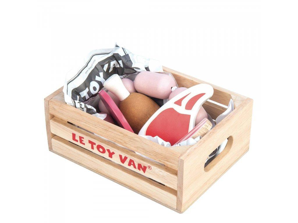 Le Toy Van Debnička s údeninami
