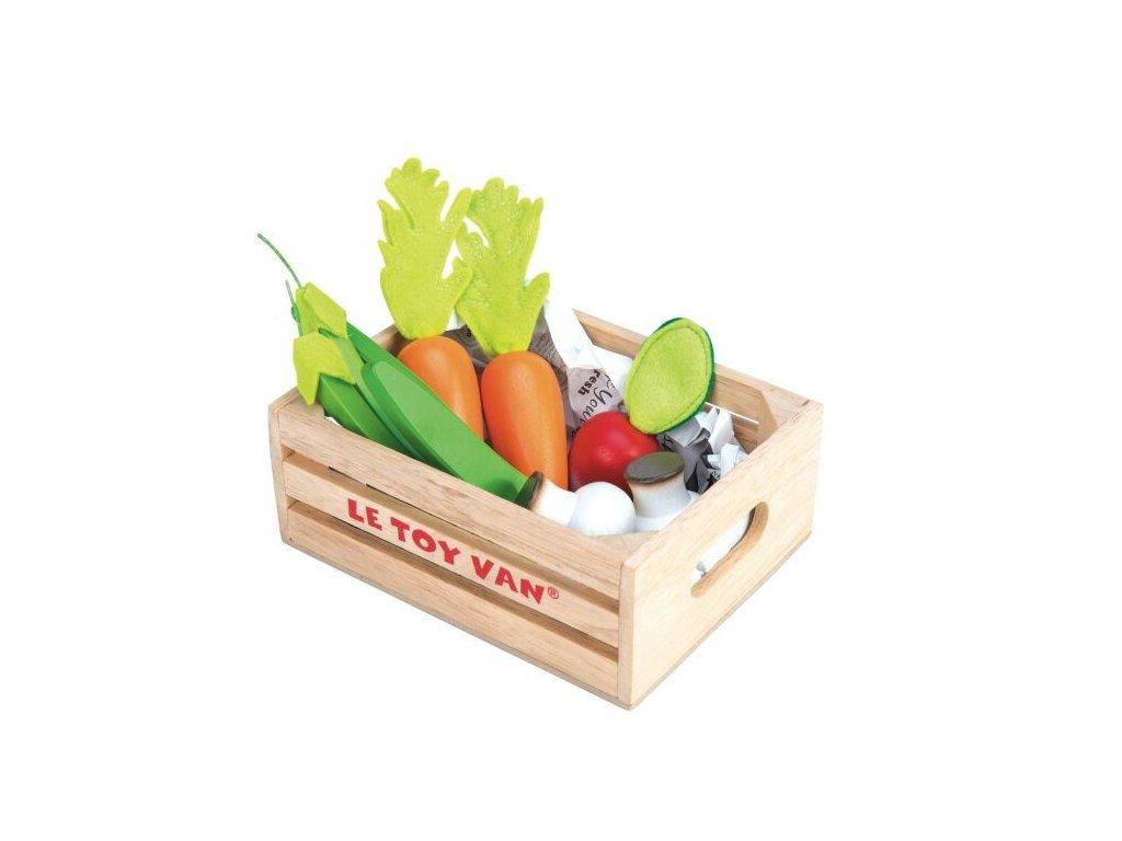 Le toy Van Debnička so zeleninou