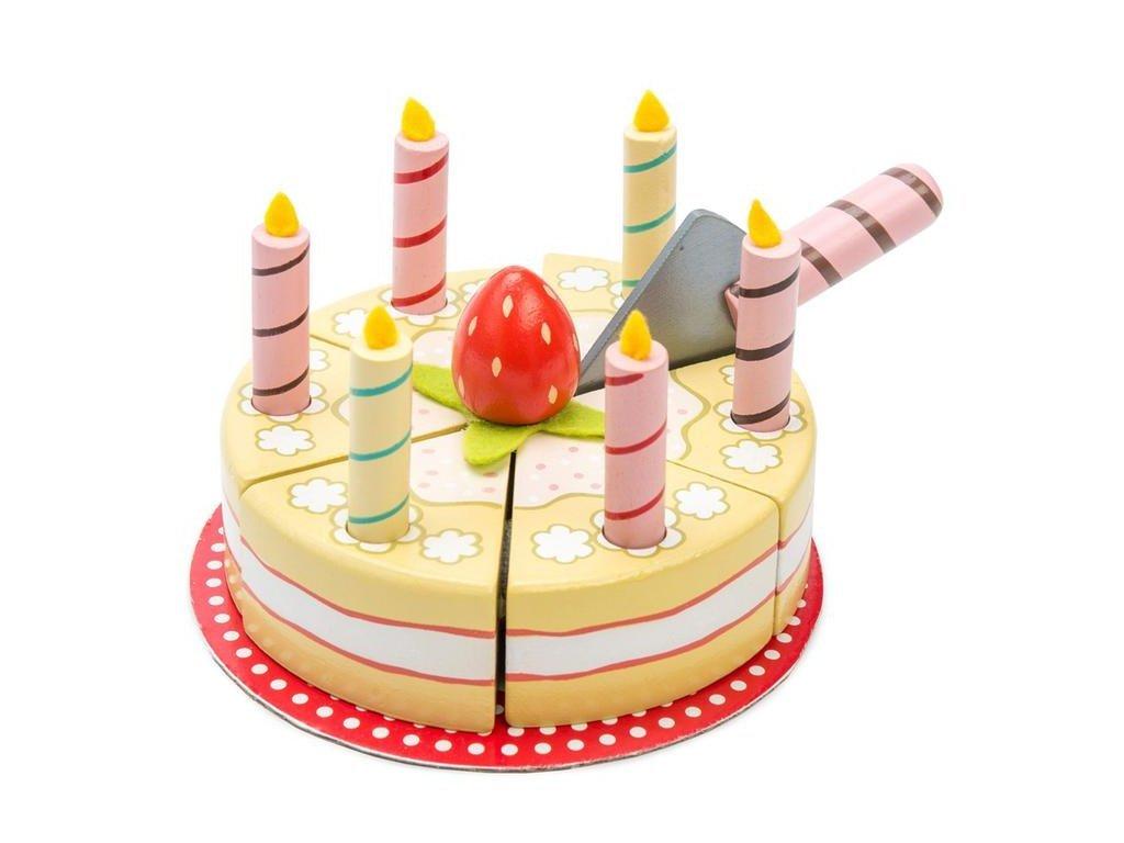 Le toy Van Narodeninovú tortu Vanila