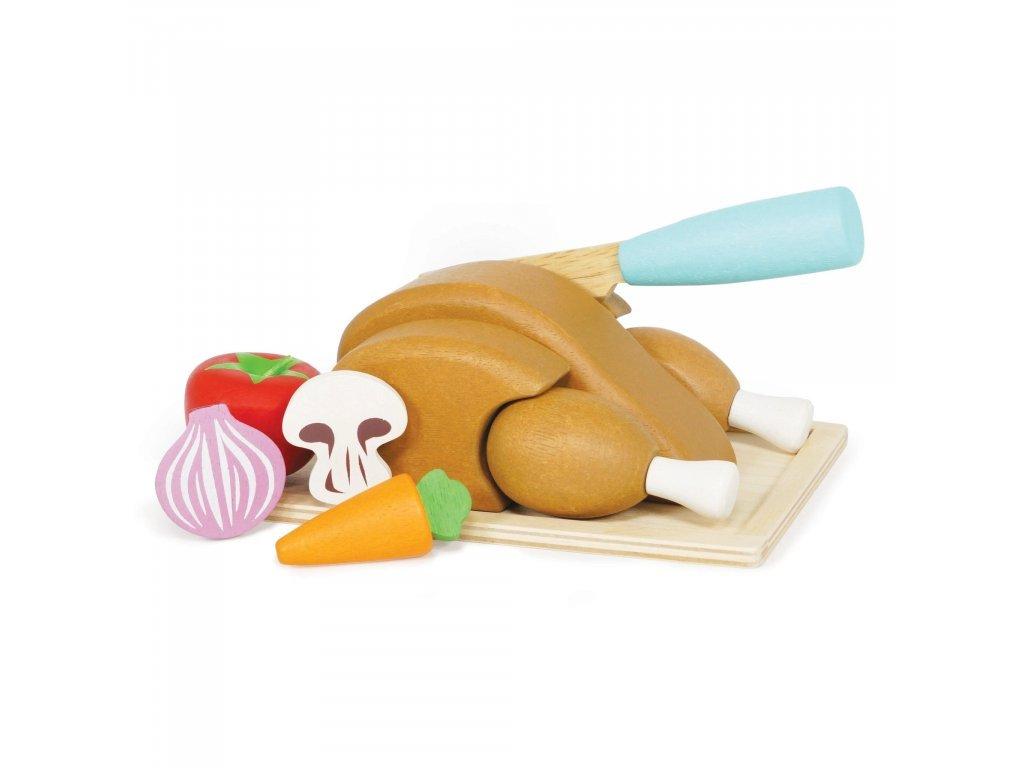 Le Toy Van Pečené kura