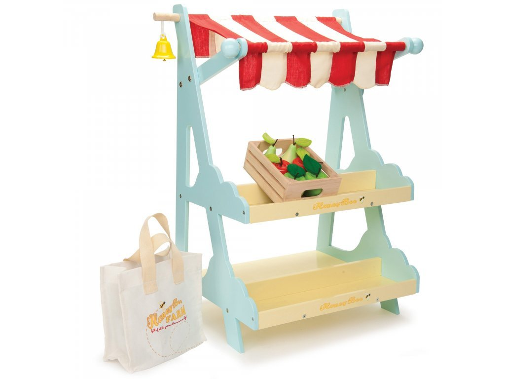 Le Toy Van Predajný stánok Honeybee