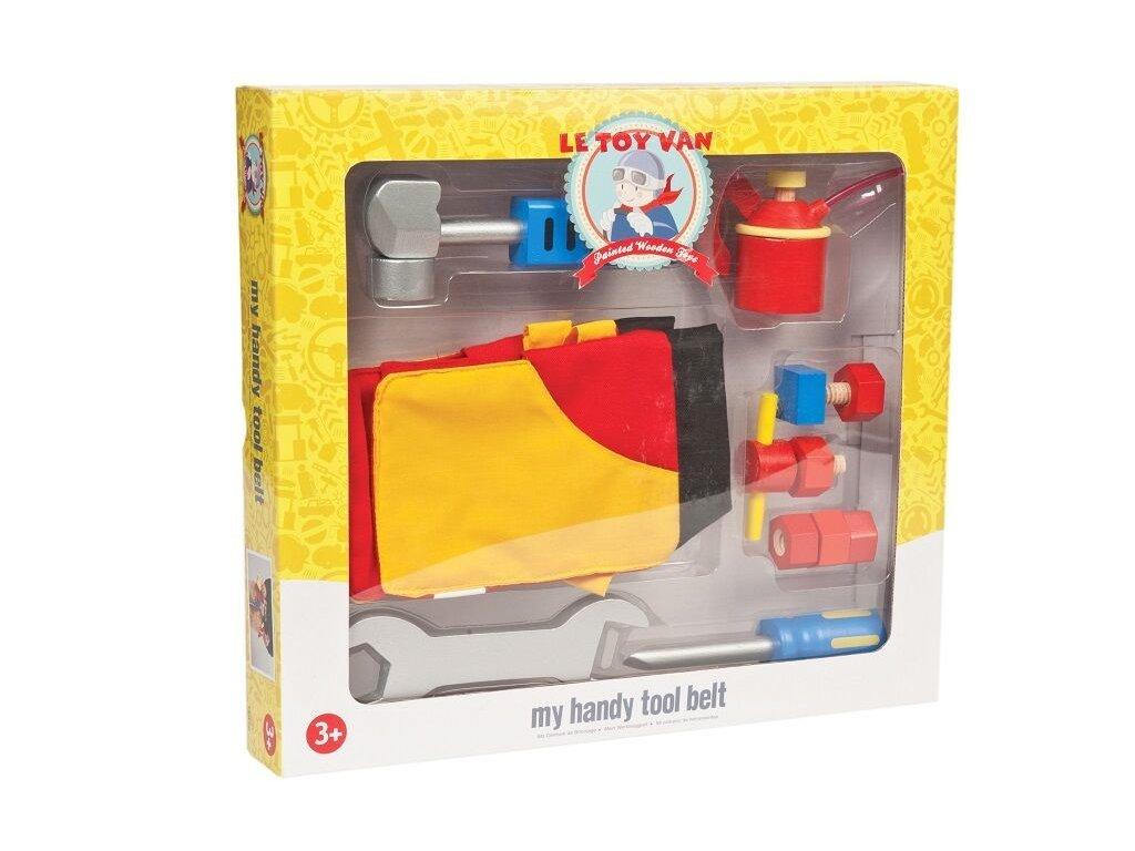 Le Toy Van Sada náradia s pásikom