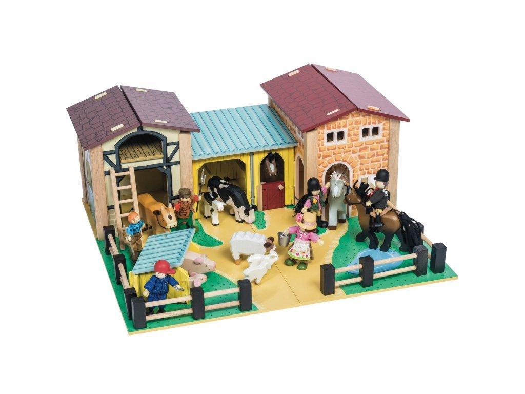 Le toy Van Veľká farma