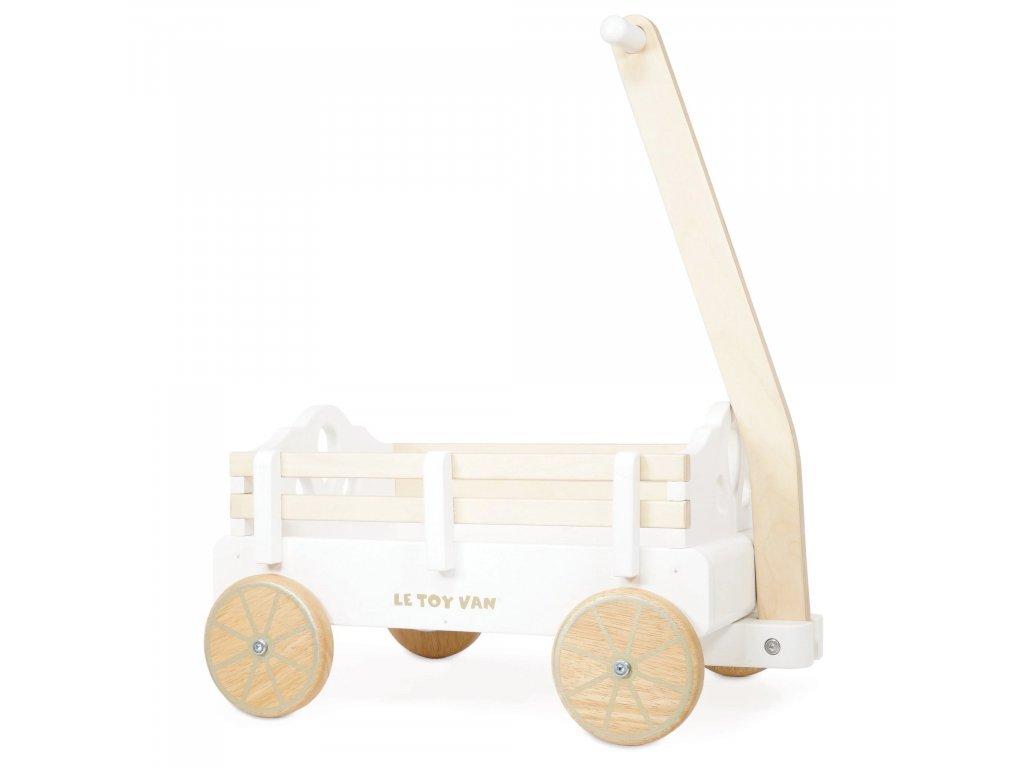 Le Toy Van Vozík na kolieskach