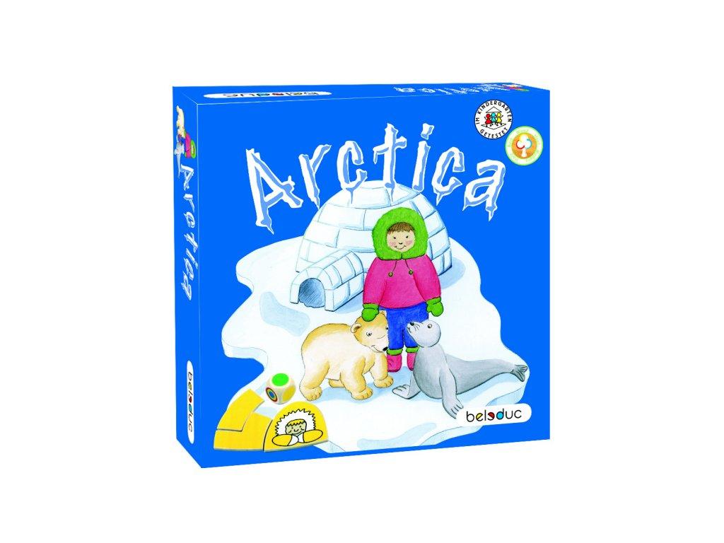 Beleduc Stolná hra Arctica