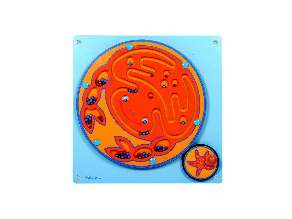 Beleduc Nástenný element Krab