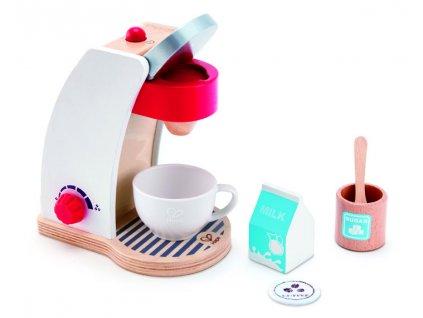 Hape drevený kávovar