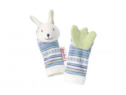 Käthe Kruse Zajačik Buddy - aktivity ponožtičky
