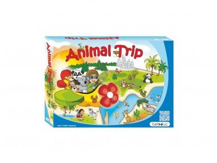 Beleduc Stolná hra Výlet so zvieratkami