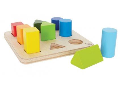 Hape Rozlišovač farieb a tvarov