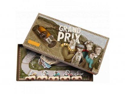 Marbushka Spoločenská hra Grand Prix