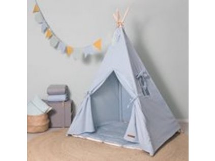 7103 1 little dutch tee pee blue