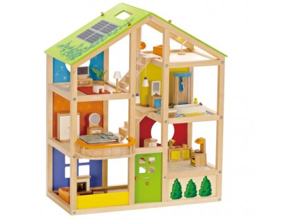 Hape Domček pre bábiky