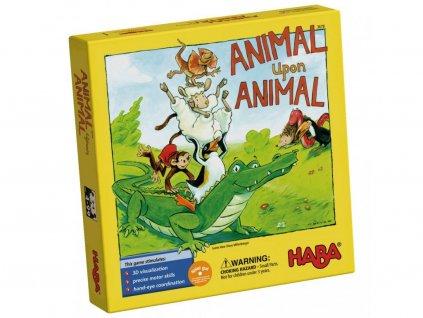 Haba Balančné hra Zvieratko na zvieratko