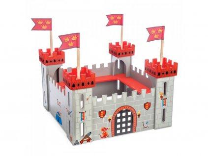 Le Toy Van Môj prvý hrad