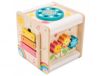 Le toy Van päťročné motorická kocka