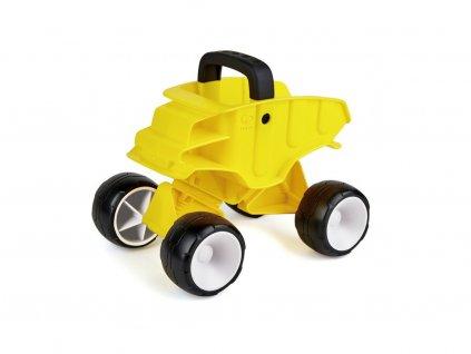 Hape Bugy auto na piesok - žlté