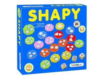 Beleduc Stolná Hra Shapy