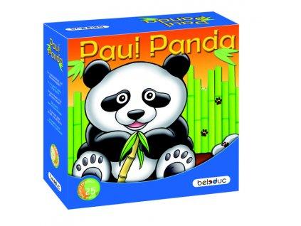 Beleduc Stolná hra Paul Panda