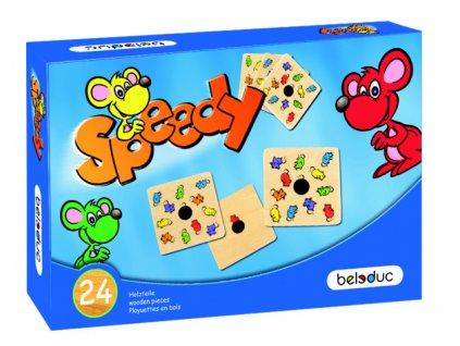 Beleduc Stolná hra Speedy