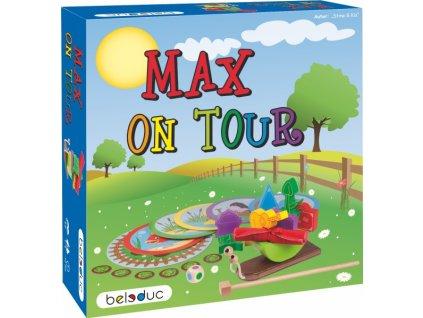 Beleduc Stolná hra Max na výlete