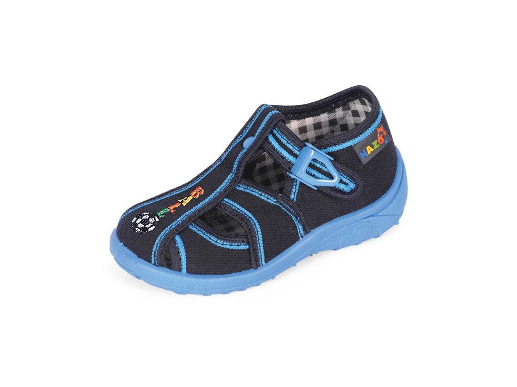 f3d0568cb Plátenky, papučky N-024BD - Žirafa Detská obuv