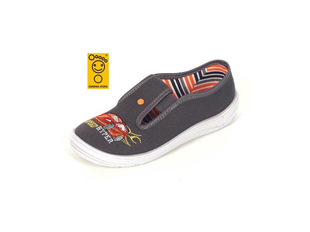 8eef75ffd Domáca obuv, prezúvky N-017AC - Žirafa Detská obuv