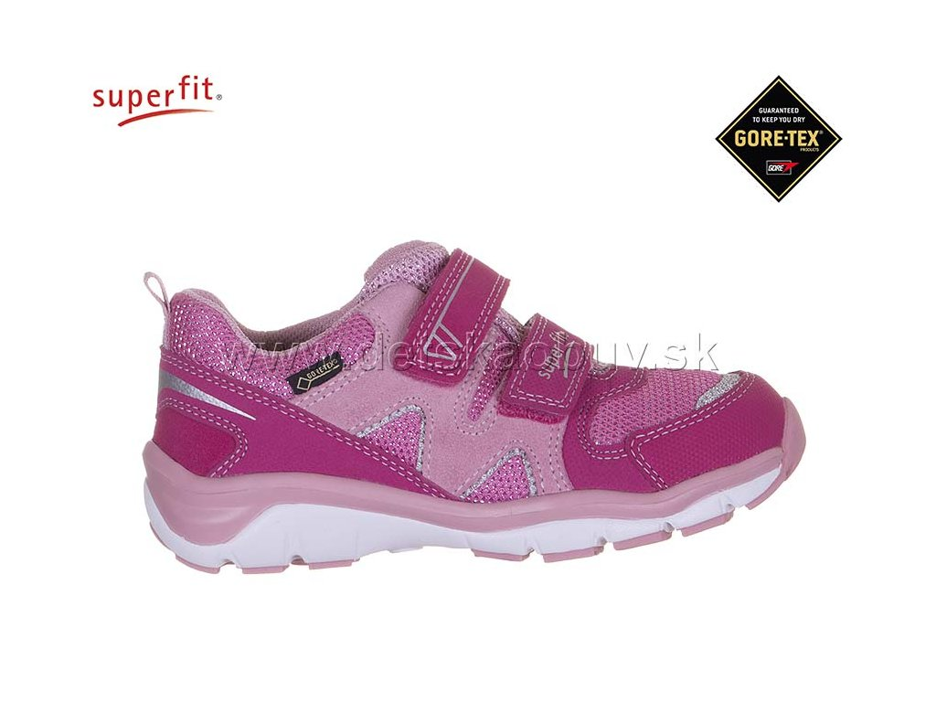 eae552e75db GORE-TEX TENISKY SUPERFIT 2-00240-64 SPORT5 - Žirafa Detská obuv