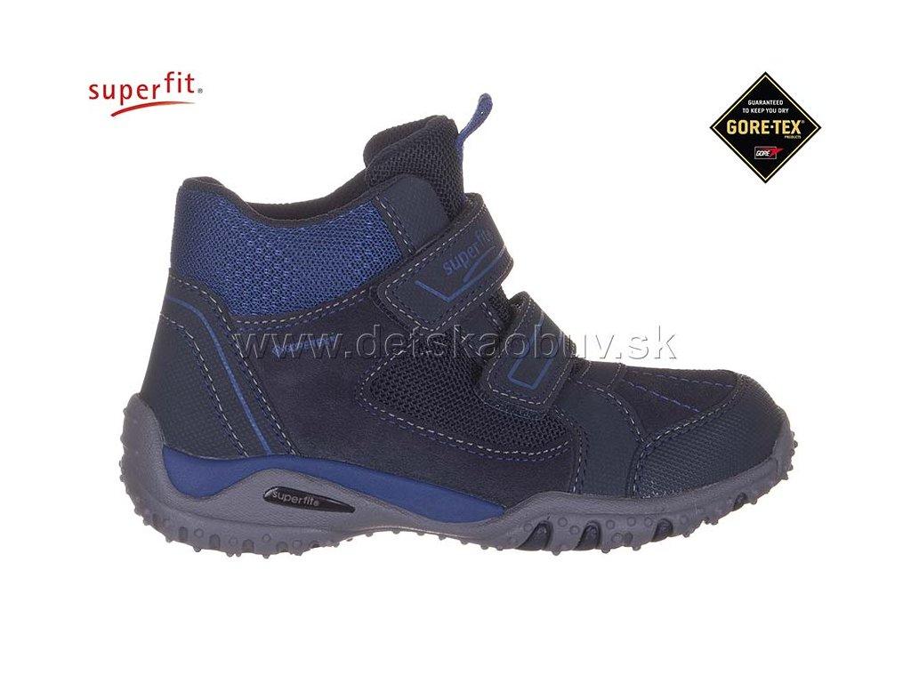 GORE-TEX TENISKY SUPERFIT 3-09364-81 SPORT4 - Žirafa Detská obuv a78c30a37dc