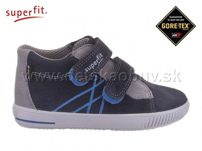GORE-TEX TOPÁNKY SUPERFIT 5-06347-20 MOPPY