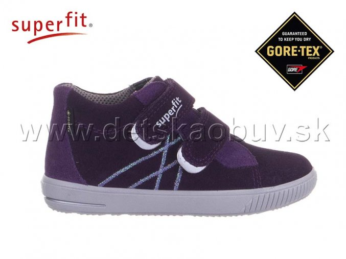 GORE-TEX TOPÁNKY SUPERFIT 5-06347-90 MOPPY